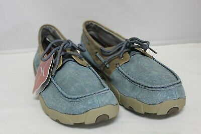 TWISTED X DRIVING MOCS Men's Size 13M