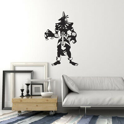 Vinyl Wall Decal Anubis Egyptian Gods Ancient Egypt Room Stickers (ig6042)