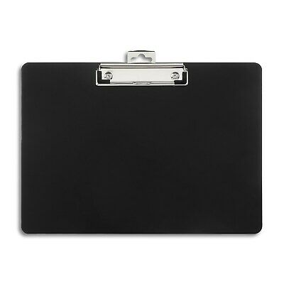 """MyOfficeInnovations Clipboards Black 2//Pack 9/"""" x 12/"""" 652149"""