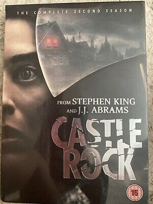 Castle Rock The Complete Second Season. DVD New Sealed