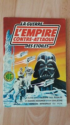 L'empire Contre Attaque Edition Lug