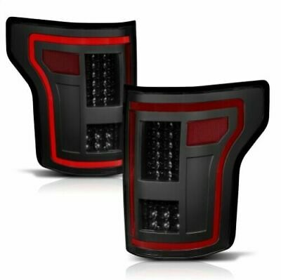 Anzo 311263 Tail Light Assembly LED Red//Smoke Lens 2pc For 15-17 Ford F150 NEW