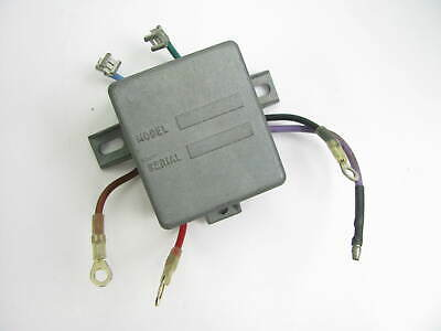 New Voltage Regulator 126000-0920,126000-1421,126000-1460 Square Terminal Plug