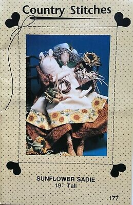 UNCUT Country Stitches Sewing Crafts Doll Patterns TAKE YOUR PICK