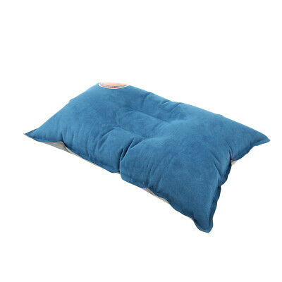 Durable Lightweight Inflatable Pillow, Easy to Inflate and Deflate, Portable for