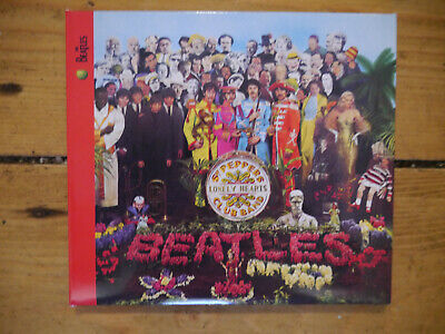 The Beatles - Sgt. Pepper's Lonely Hearts Club Band (2009 Remaster - Digipak)