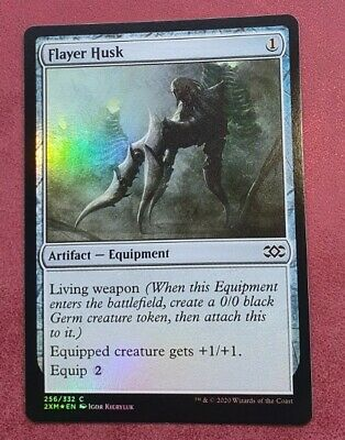 Flayer Husk English Double Masters NM-Mint Double Masters Foil x1