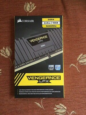 New Unopened Corsair Vengeance Lpx 16gb 8x2gb 3200mhz 54 00 Picclick Uk