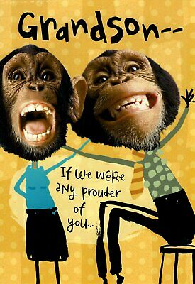 Funny Happy Birthday Monkey I Was Going To Party Anyway Partying Hallmark Card