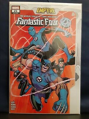 FANTASTIC FOUR RARE GIVEAWAY PROMO WAL-MART BUILD A BETTER YOU 2005 NM