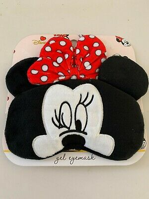 Disney Minnie Mouse Eyemask Sleeping Mask Travel Holdiya Accessory Primark