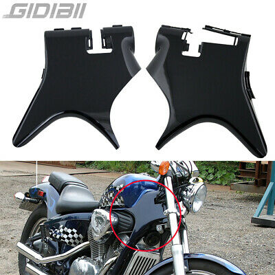ABS Plastic Frame Neck Cover Cowl For Honda Shadow VT600 STEED VLX400 Unpainted