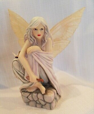 """6.75/"""" Tall Dolly Fae Fairy I/'ll Put A Spell On You Witch Figurine Selina Fenech"""