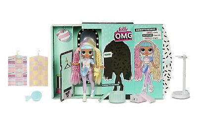 NEW ~ LOL Surprise OMG Series 2 Candylicious Fashion Doll ~ In HAND
