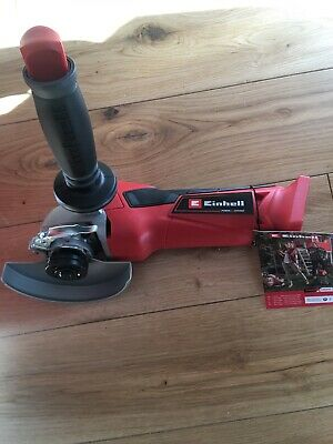 Einhell TE-AG 18V Cordless 115mm Angle Grinder Body Only