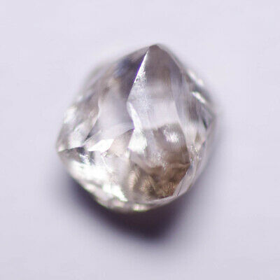 0.68 Carat CHAMPAGNE OCTAHEDRON Diamond Natural Rough Untreated