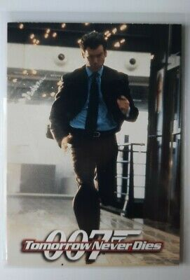 James bond 007 Tomorrow Never Dies Lot Of Promo Cards: #0 / P 2 -Inkworks