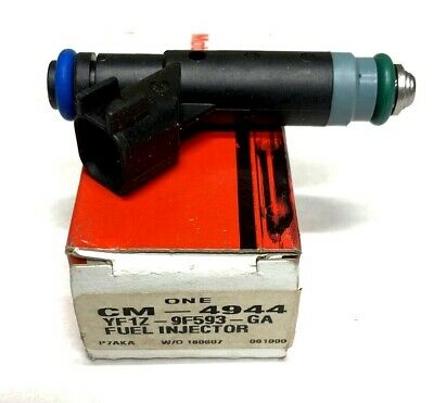 New OEM Ford Mustang 5.0L Coyote Fuel Injector Upper Motorcraft CM-5269