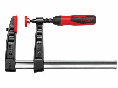 Bessey TG16-2K Malleable Cast Iron Screw Clamp Capacity 160mm