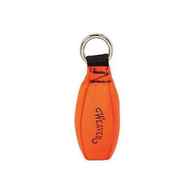 throw weight and line *Picture not correct* Bag is Blaze Orange Weaver 16 oz