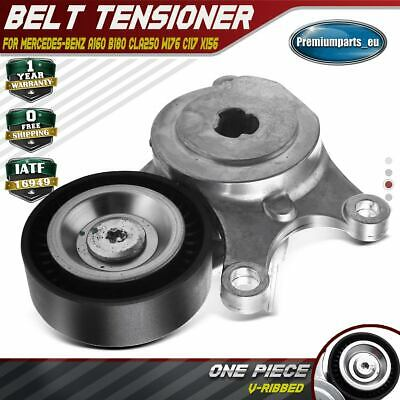 MERCEDES A200 W169 Aux Belt Tensioner 2.0 2.0D 04 to 12 Drive V-Ribbed QH New
