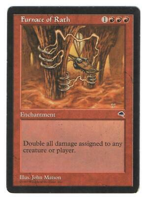 Furnace of Rath 10th Edition PLD M Red Rare MAGIC THE GATHERING CARD ABUGames
