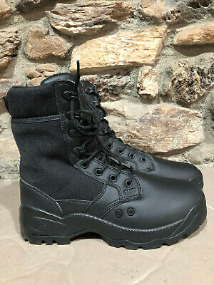 5.11 TACTICAL FOOTWEAR  LEATHER AND NYLON Jungle PE Waterproof Boot
