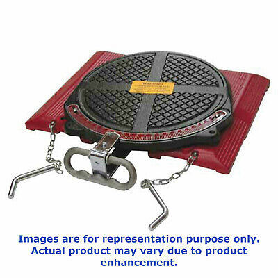 """SPC Performance 91800 Heavy Duty Turntables 15"""" x 20"""" x 2"""" for Trucks and Buses"""
