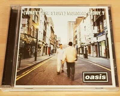 Oasis '(What's The Story) Morning Glory?' - Cd Album - 2000 Big Brother Reissue