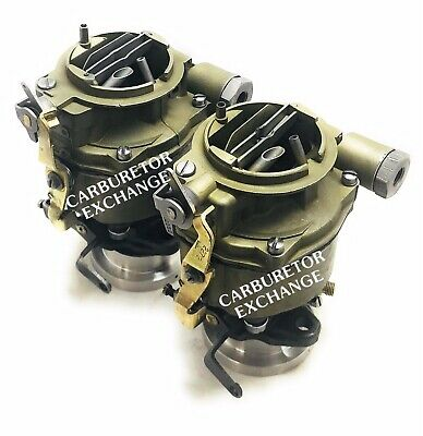 1950~1959 Chevy /& GMC Remanufactured Rochester 1 barrel Carburetor 235 Eng
