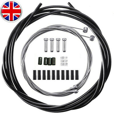 Jagwire Kit Brake Gear Front Rear Inner Outer Bike Cables Bicycle Cable Set UK