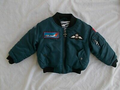 Up and Away Royal Canadian Air Force Bomber Jacket