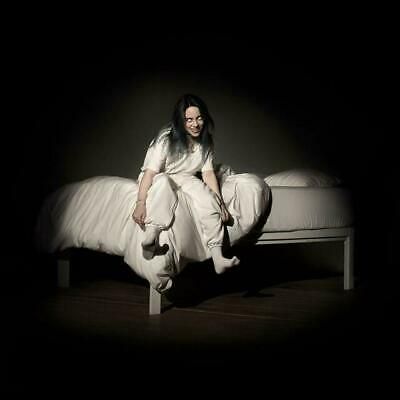 When We All Fall Asleep,Where Do We Go? by Billie Eilish - Interscope 2019 CD