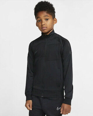 Nike Youth Academy Pro Football Jacket (Black) - Age 10-11 - New ~ CD1200 010