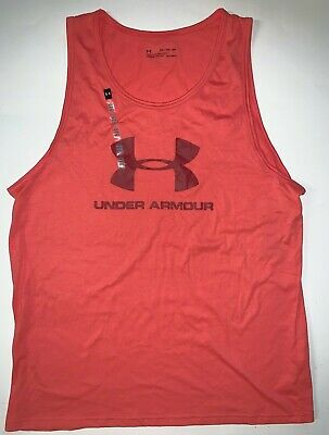 MSRP $25 M,XL NWT Men's Under Armour Sportstyle Tank Size