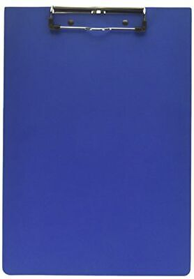 Omnimed Hard Poly Clipboard, Multiple Colors Available (Blue)