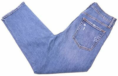 GAP Boys Jeans 15-16 Years W28 L28 Blue Cotton Straight  HE04