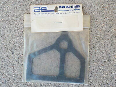 Team Associated RC12L RC10LSS 1//12 Pan Car Modified Axle//Blue Alloy D-Ring Plate