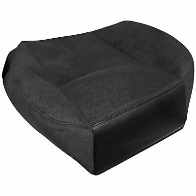 2003-2009 CHEVY GMC C SERIES CLOTH REPLACEMT SEAT COVER  AIR RIDE BOTTOM DK.GRAY