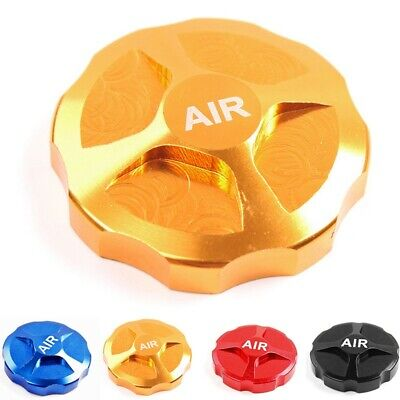 Aluminum-Alloy Mountain Bike Air Gas Fork Value Cover MTB Front Fork Cap Parts S