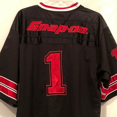 Details about  /Vintage 2009 Snap On Tools Football Jersey V Neck #1 Rare Limited US XL Or XXL