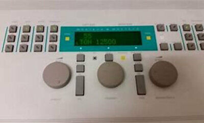 Siemens SD28 Audiometer User Guide in PDF only - No equipment !