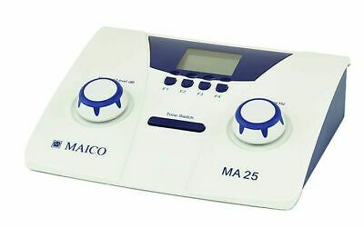 Maico Audiometer and Tymp Operator Manual in PDF see description for list