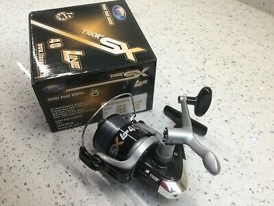 General Purpose Reel with Green Line NEW Lineaeffe SL400 Front Drag Reels