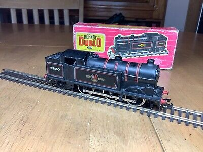 Hornby dublo 0-6-2 N7 tank transfers for all numbers BR 69567 69550