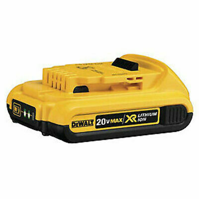 DEWALT-BLACK AND DECKER INC DCB203 20 Volt Max Li-Ion Battery 2 Amp