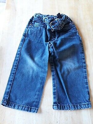 Boys Cherokee Jeans Aged 2-3 Years (with Adjustable Waist)