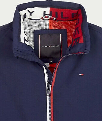 Boys Tommy hilfiger Spring Jacket Age 12 years  bnwt
