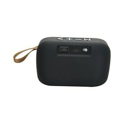 Altoparlante Bluetooth CoolBox COOLJAZZ 3W 400 mAh Nero