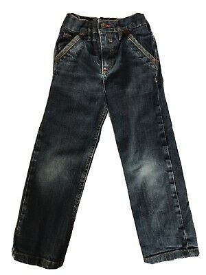 Ted Baker Boys Jeans Age 5/6 Years Adjustable Waist